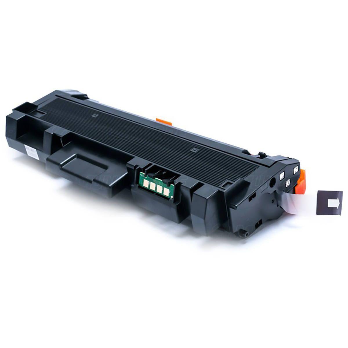 Compatível: Toner MLT-D116 D116L D116S para Samsung M2825 M2835dw M2875w M2825n M2825dw M2875fw M2885fw / Preto / 3.000