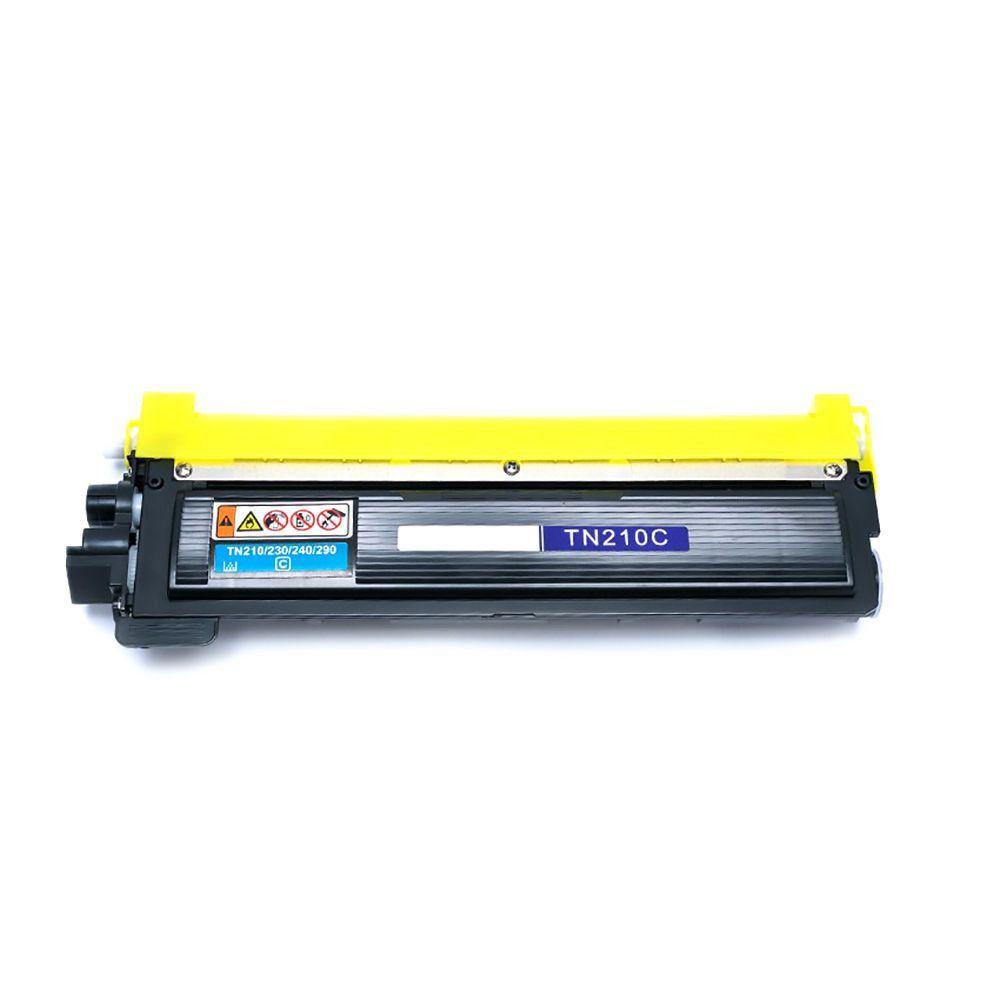 Compatível: Toner TN210 para Brother MFC-9010cn MFC9125 MFC9120 MFC9320cw HL-3040cn 3070cw 3075cw / Ciano / 1.400