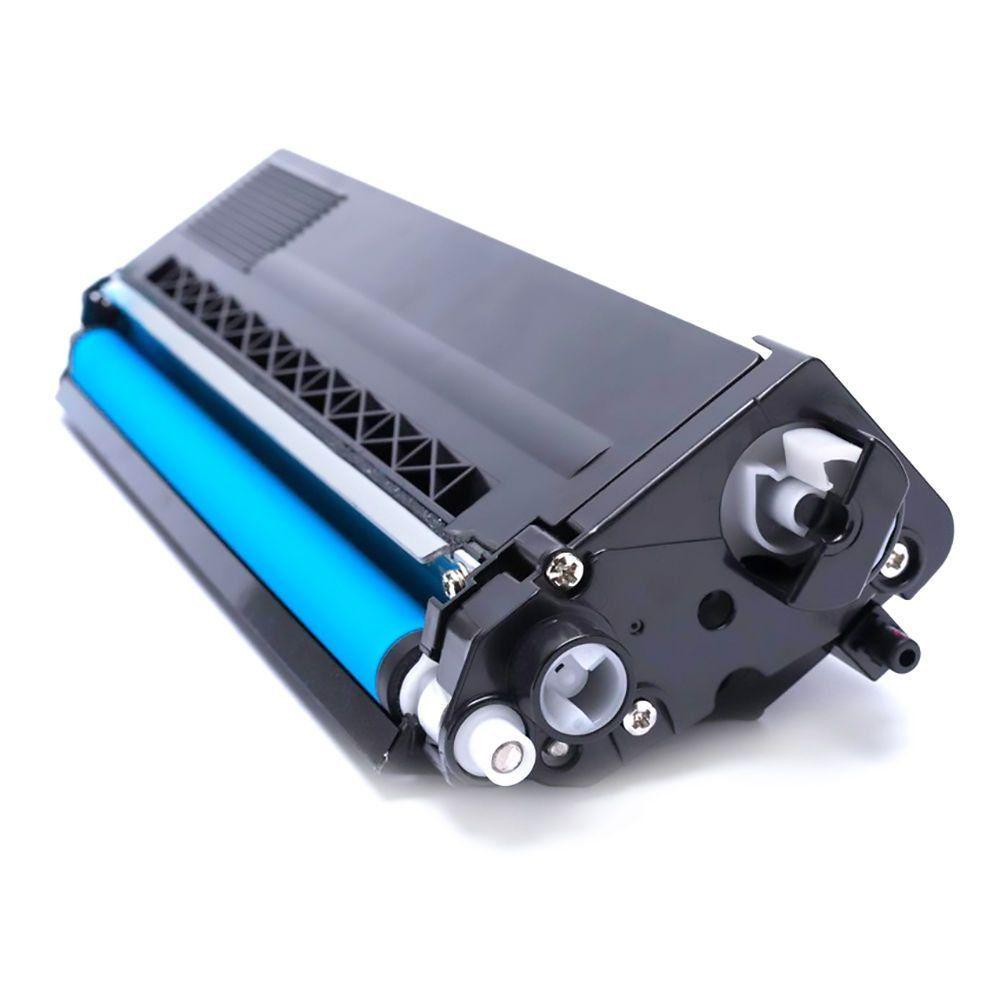 Compatível: Toner TN310 TN315 para Brother HL4140 HL4150 HL4170 HL4570 DCP9055 MFC9460 MFC9560 MFC9970 / Ciano / 3.500
