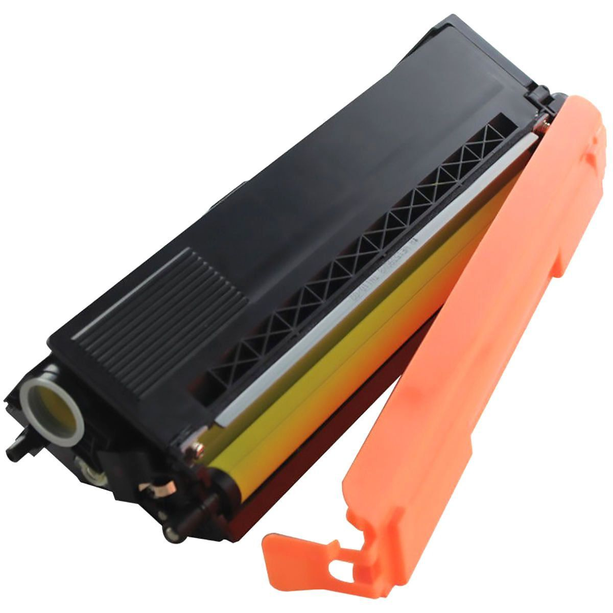 Compatível: Toner TN-310 TN-315 para Brother HL-4150cdn HL-4570cdw MFC-9560cdw MFC-9460cdn 9970cdw / Amarelo / 3.500