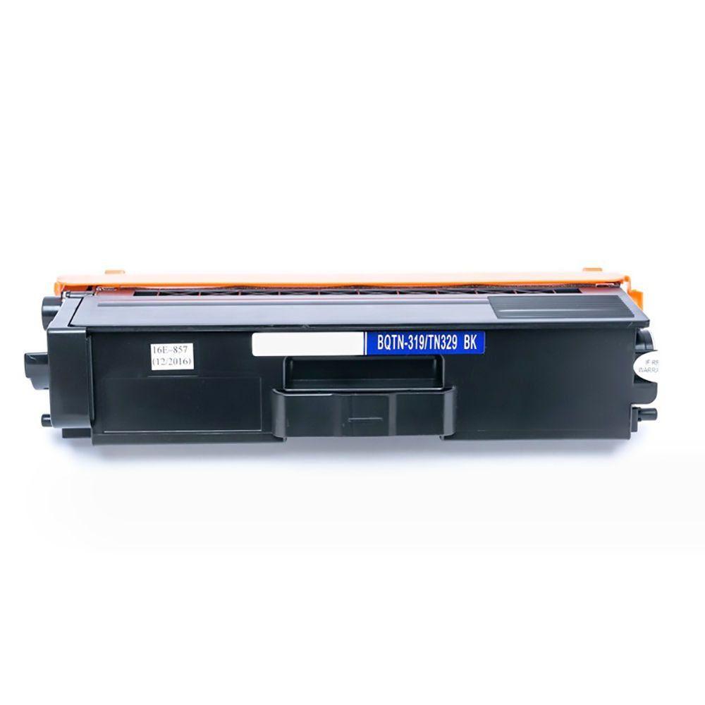 Compatível: Toner TN319 TN329 para Brother HL-L8250cdn L8450cdw L8350cdw L8400cdn L8600cdw L8850cdw / Preto / 6.000
