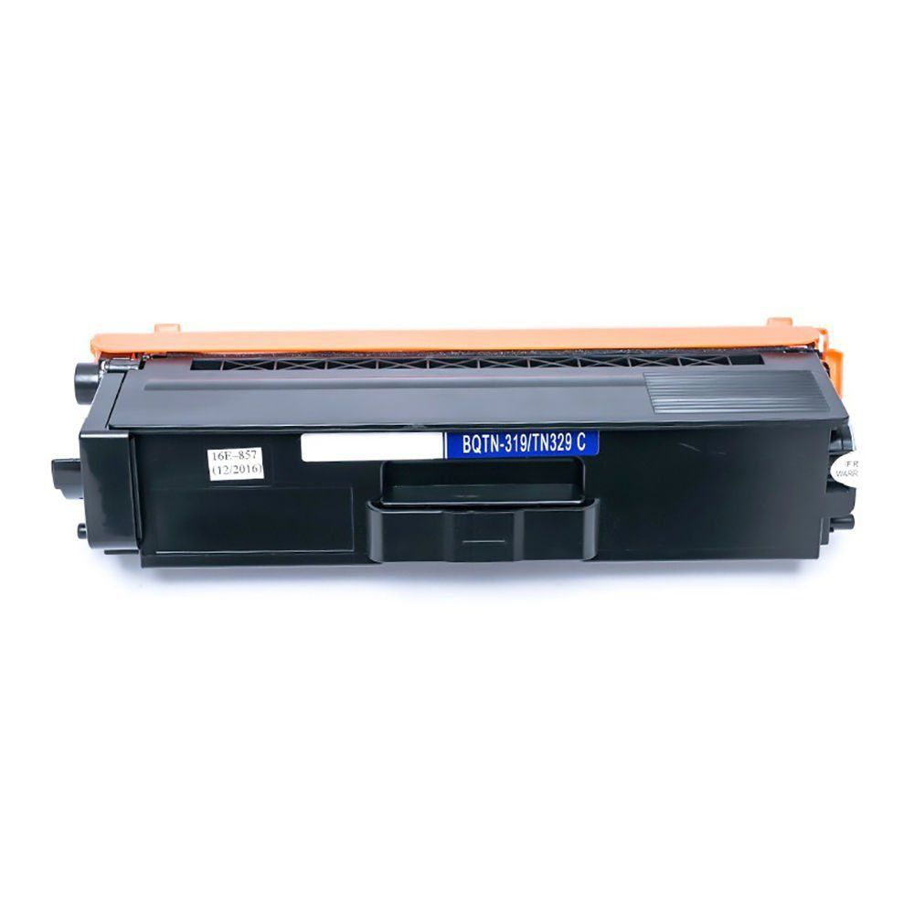 Compatível: Toner TN319 TN329 para Brother L8250 L8350 L8400 L8450 L8600 8600cdw 8450cdw 8850cdw / Ciano / 6.000