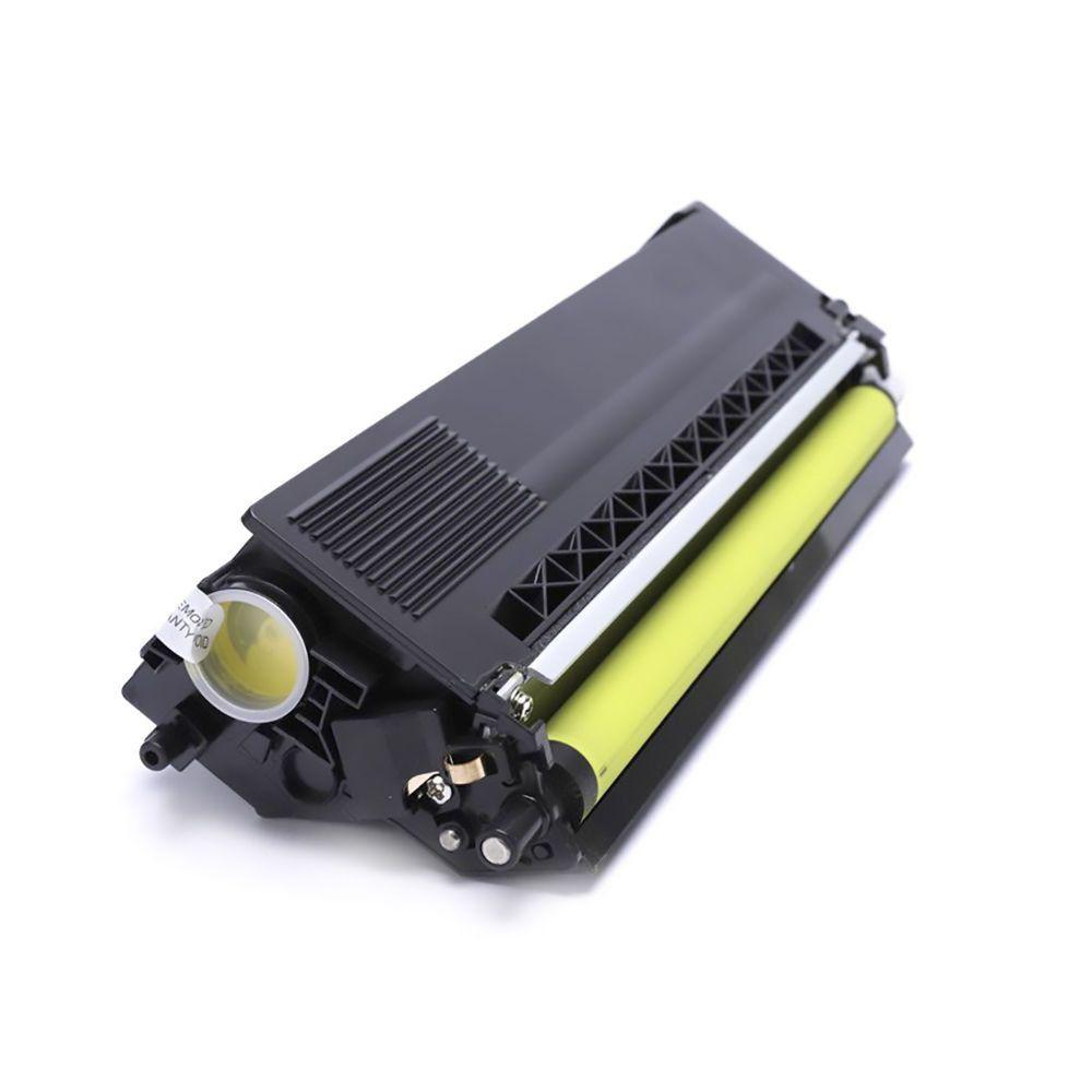 Compatível: Toner TN319 TN329 para Brother MFC-L8650cdw L8600 DCP-L8400cdn L8450cdw HL-L8350cdw L8250 / Amarelo / 6.000