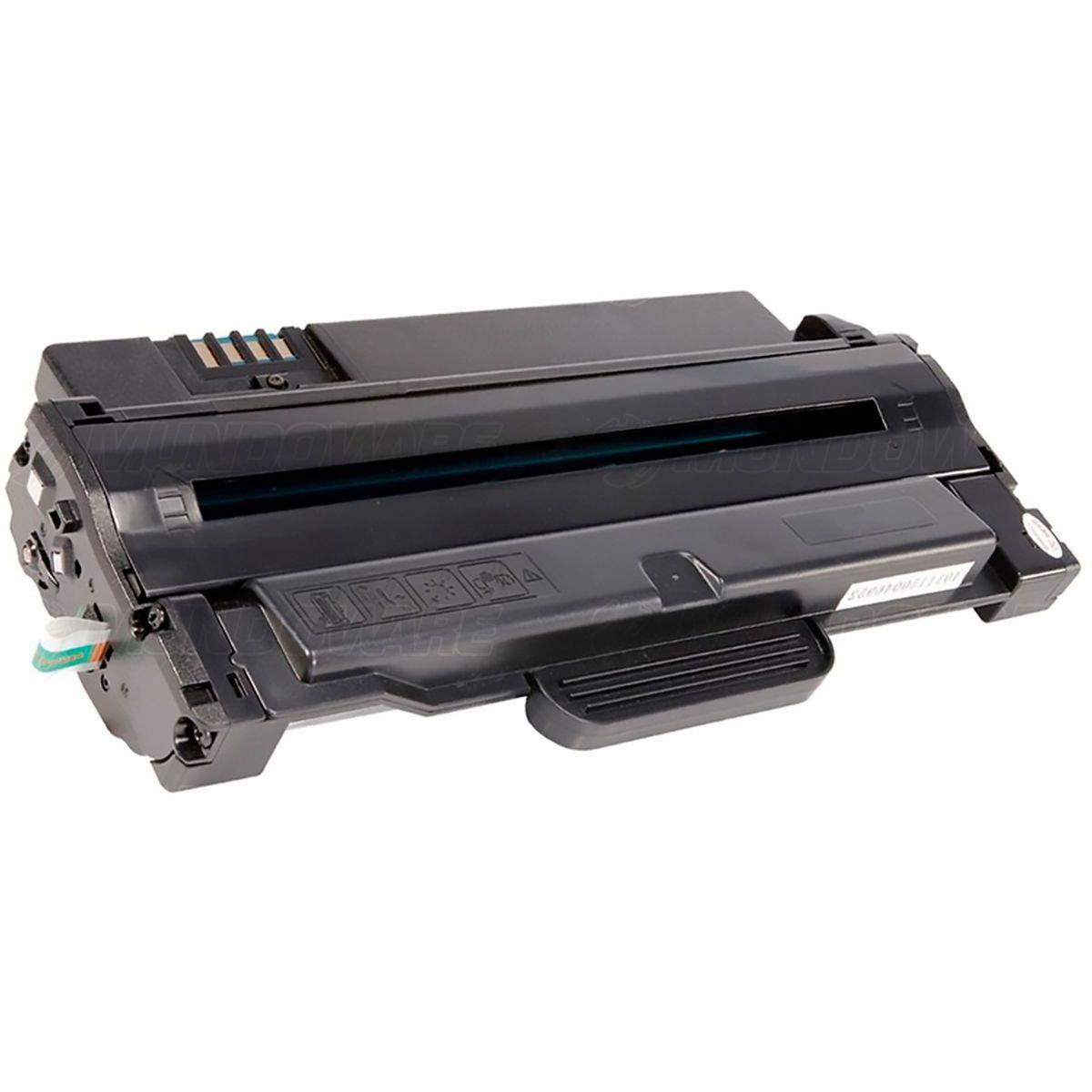 Compatível: Toner 108R00909 para Xerox Phaser 3140 3155 3160 3160b 3160n 3155b 3140b / Preto / 2.500