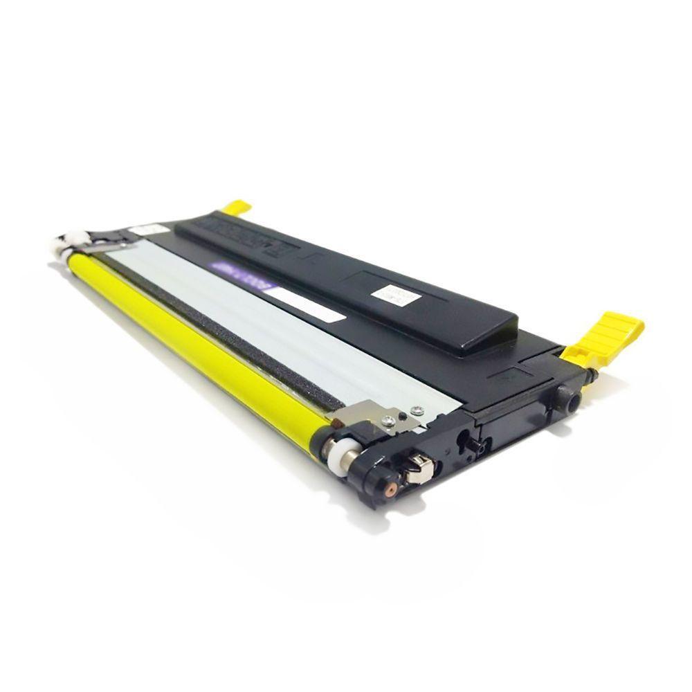 Compatível: Toner Y409S CLT-409 para Samsung CLX3175 CLX3170 CLP315 CLP310 CLX-3175fw 3170fn CLP-315w / Amarelo / 1.000