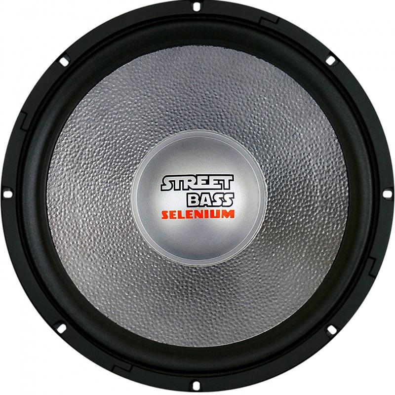 Alto falante de 12'' Selenium 12W2A Street bass prata