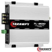Módulo Amplificador Taramps Tl 900 300w Rms RCA 2 Ohms 1 Canal
