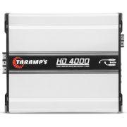 Módulo Amplificador Automotivo Taramps HD4000 - 4000 Watts RMS 2 Ohms
