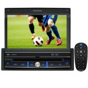 Dvd Player Automotivo Positron SP6700 Retrátil 7 Polegadas Touch Screen TV Digital USB
