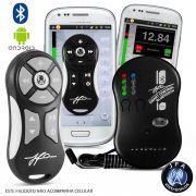 Controle Longa Distância Jfa Smart Control Smartphone Bluetooth Preto Black