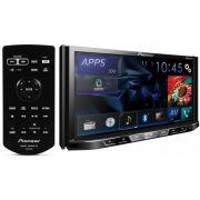 Dvd Player Automotivo Pioneer Avh-x5780TV Touch Screen 2 Din Bluetooth Tv Digital