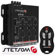 Mesa Crossover Stetsom STX62 +Controle Longa Distância SX-2 500m Preto