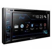 Dvd Player Automotivo Pioneer Avh-278bt Bluetooth Touch Screen 2din