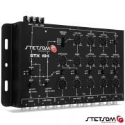 Mesa Crossover Stetsom STX104 5 Canais Mono ou Stereo Automotivo