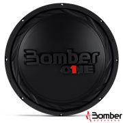 Alto Falante Subwoofer Bomber One SW12BO200 BD 12 Polegadas 200W RMS Bobina Dupla 4 Ohms