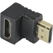 Adaptador HDMI M X HDMI F 90O Xcapphdmi Preto X-CELL