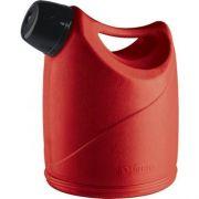 Garrafa - Botijão Térmica Brilhante 5 Litros Soprano Vermelha