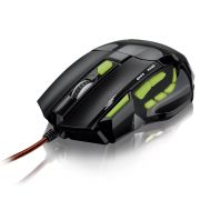 Mouse Multilaser Optico Xgamer Fire Button USB 2400DPI - MO208