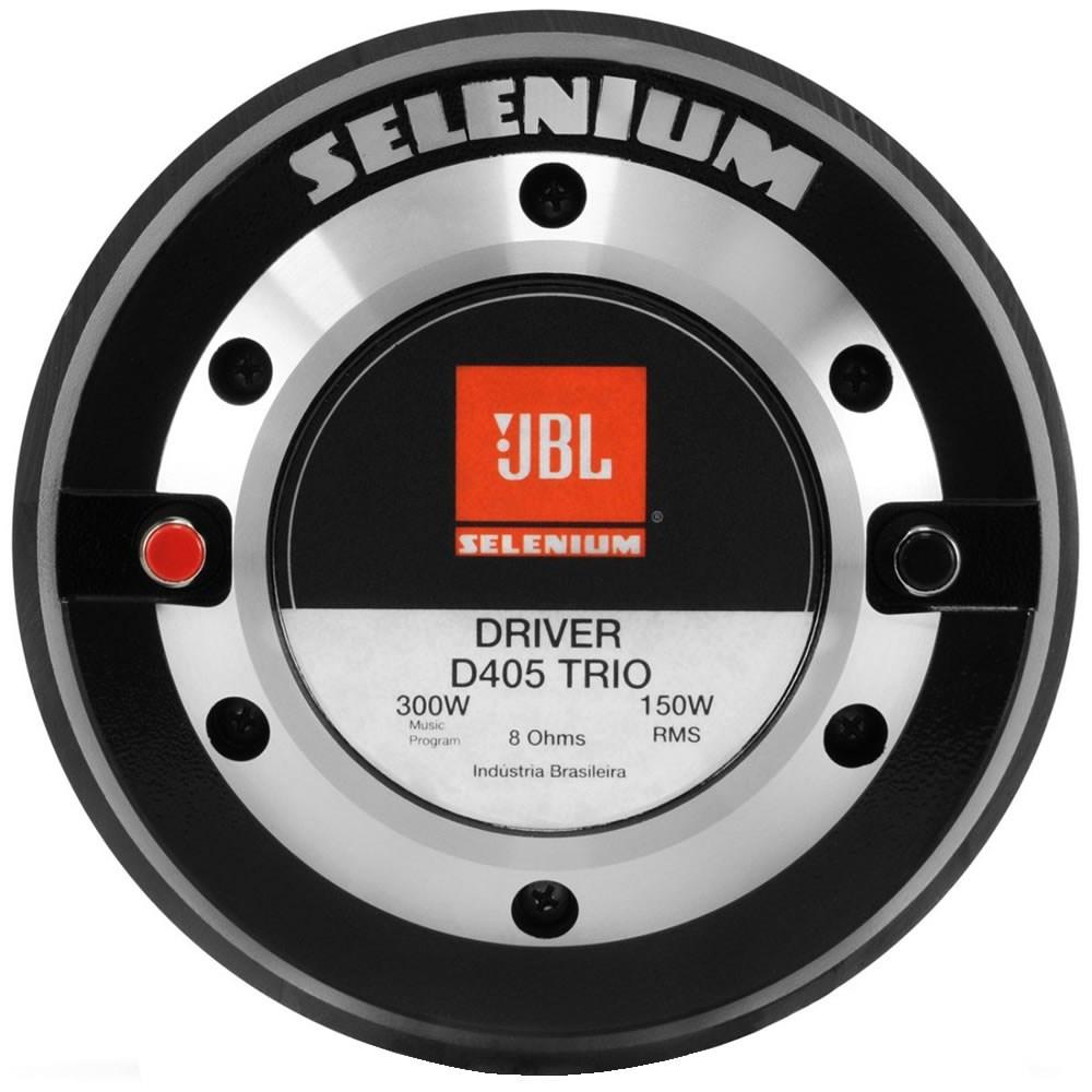 Driver JBL Selenium D405 Trio - 150 Watts RMS