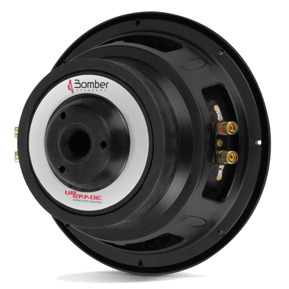 Subwoofer Upgrade 10´´ Bomber - 4Ohms 350W RMS - SW10 Up Grade B4