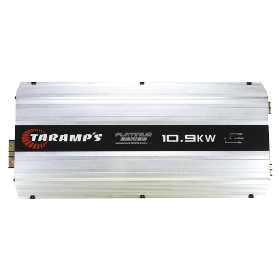 Modulo Amplificador Automotivo Taramps Digital T-10.9 KW - 1 Canal - 10900 Watts RMS