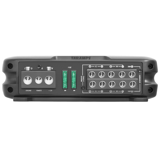 Módulo Amplificador Digital Taramps TS-700.5D - 5 Canais - 700 Watts RMS