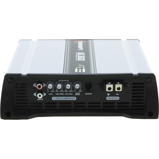 Módulo Amplificador Digital Taramps HD 1600 - 1 Canal - 1919 Watts- 1 Ohm