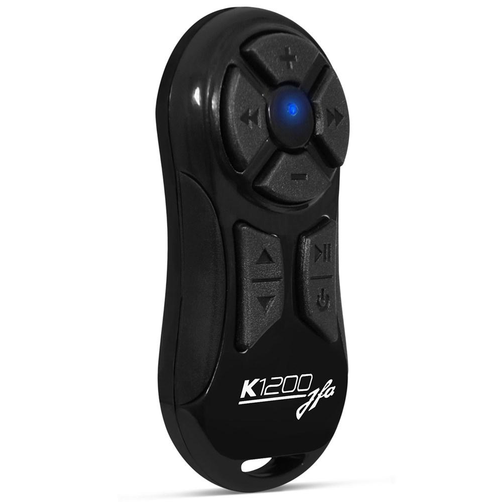 Controle Longa Distância JFA K1200 Alcance de 1200 Metros Preto black