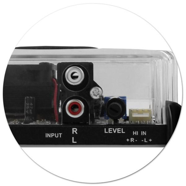 Módulo Amplificador Stetsom VS300.2 300W RMS 2 Ohms 2 Canais Truck