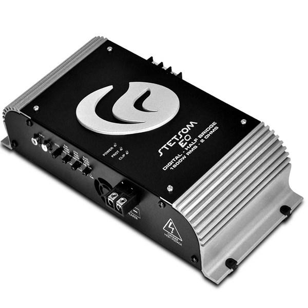 Módulo Amplificador Stetsom 1k6 EQ 1600w Digital Mono 2 Ohms 1 Canal