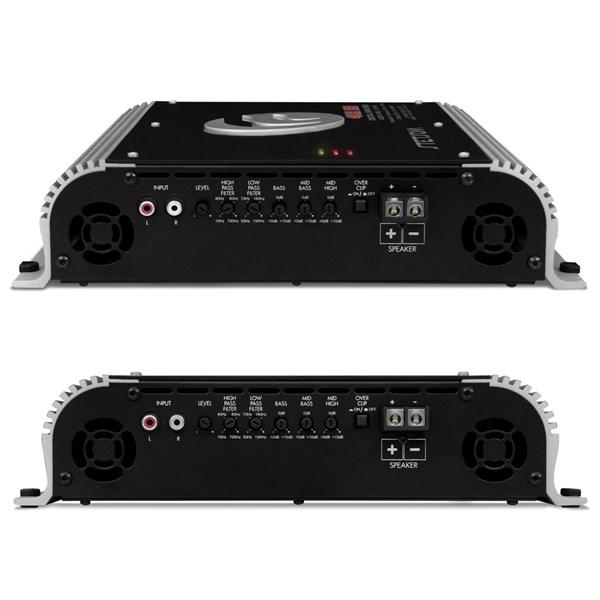 Módulo Amplificador Stetsom 4K2 EQ Digital 4200W RMS 1 Canal 2 Ohms