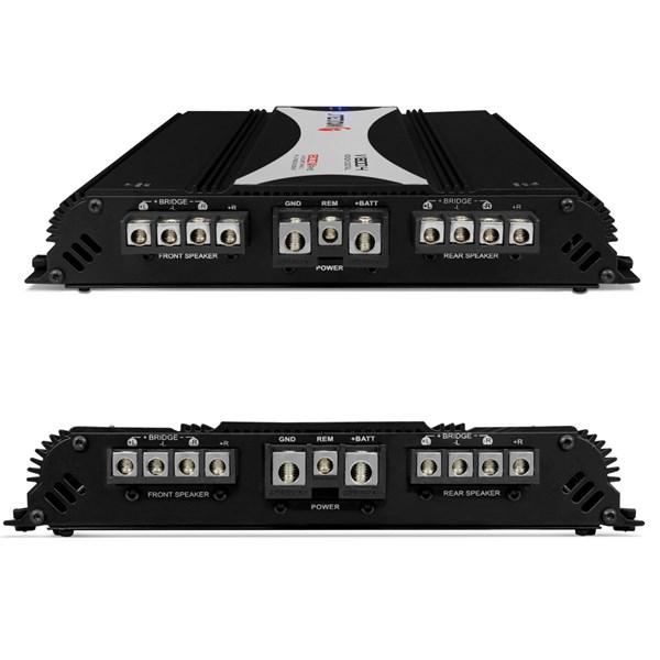 Módulo Amplificador Stetsom Venon V1800.4 1800W RMS 4 Canais 2 Ohms
