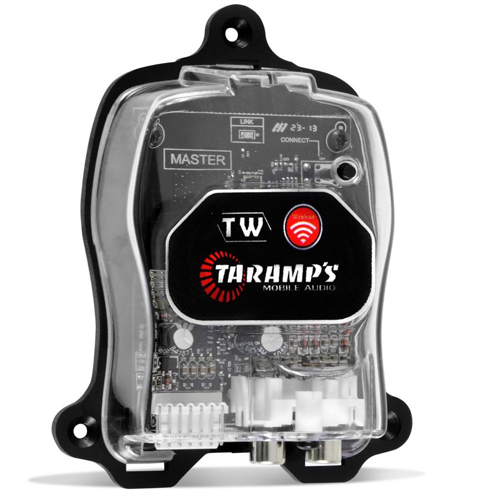 Transmissor de Sinal Wireless Taramps Tw Master Som