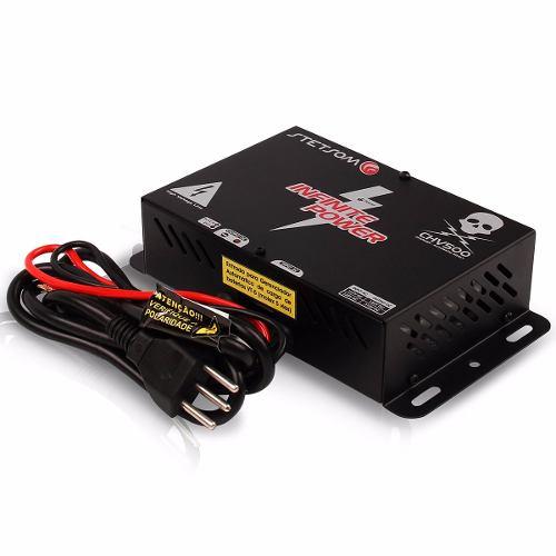 Carregador De Bateria Stetsom Alta Voltagem Chv500