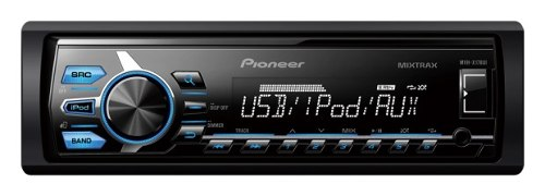 Media Player Automotivo Pionner Mvh-x178ui Usb Carro Mp3