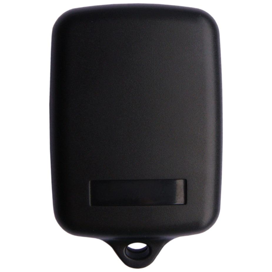 Capa Controle Remoto Alarme Toyota Corolla Fielder Xei Seg 03 a 08