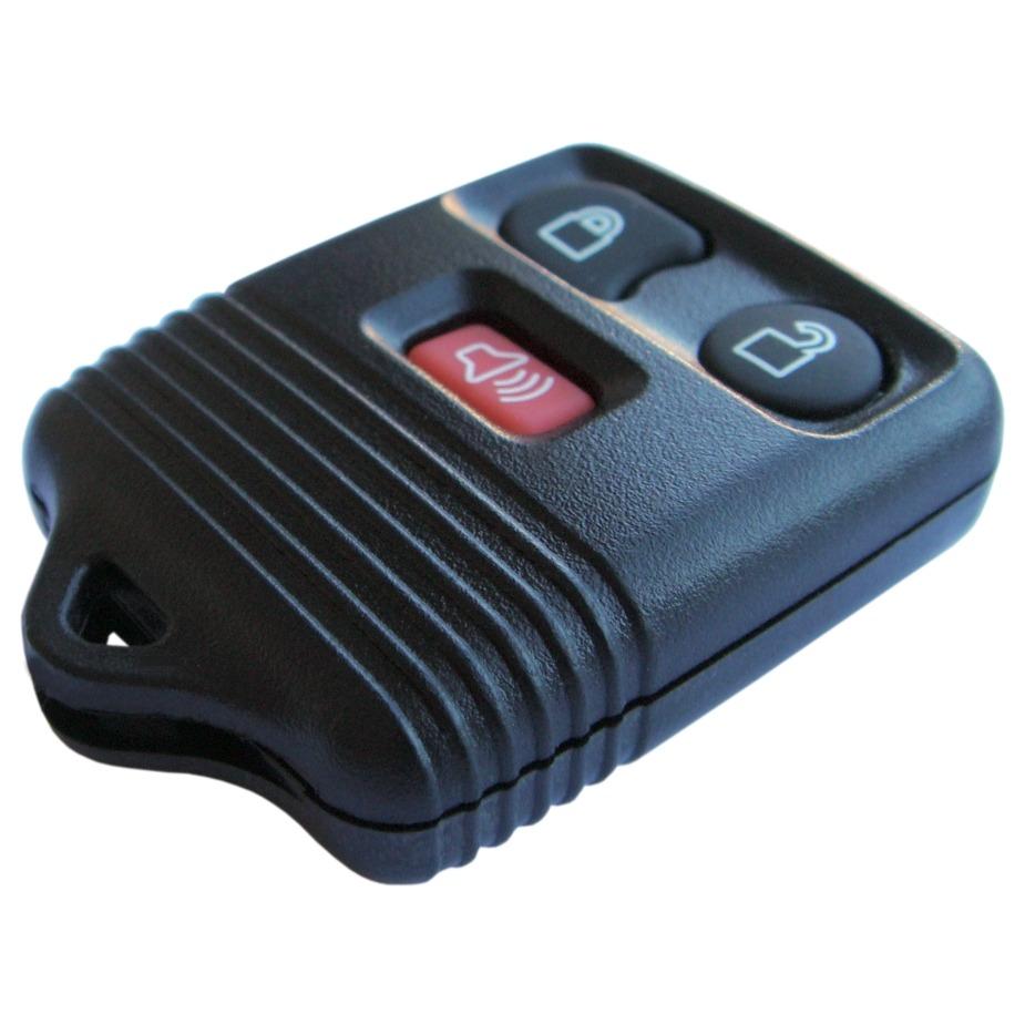 Capa Alarme Telecomando Ford 3 botoes Ecosport Ranger