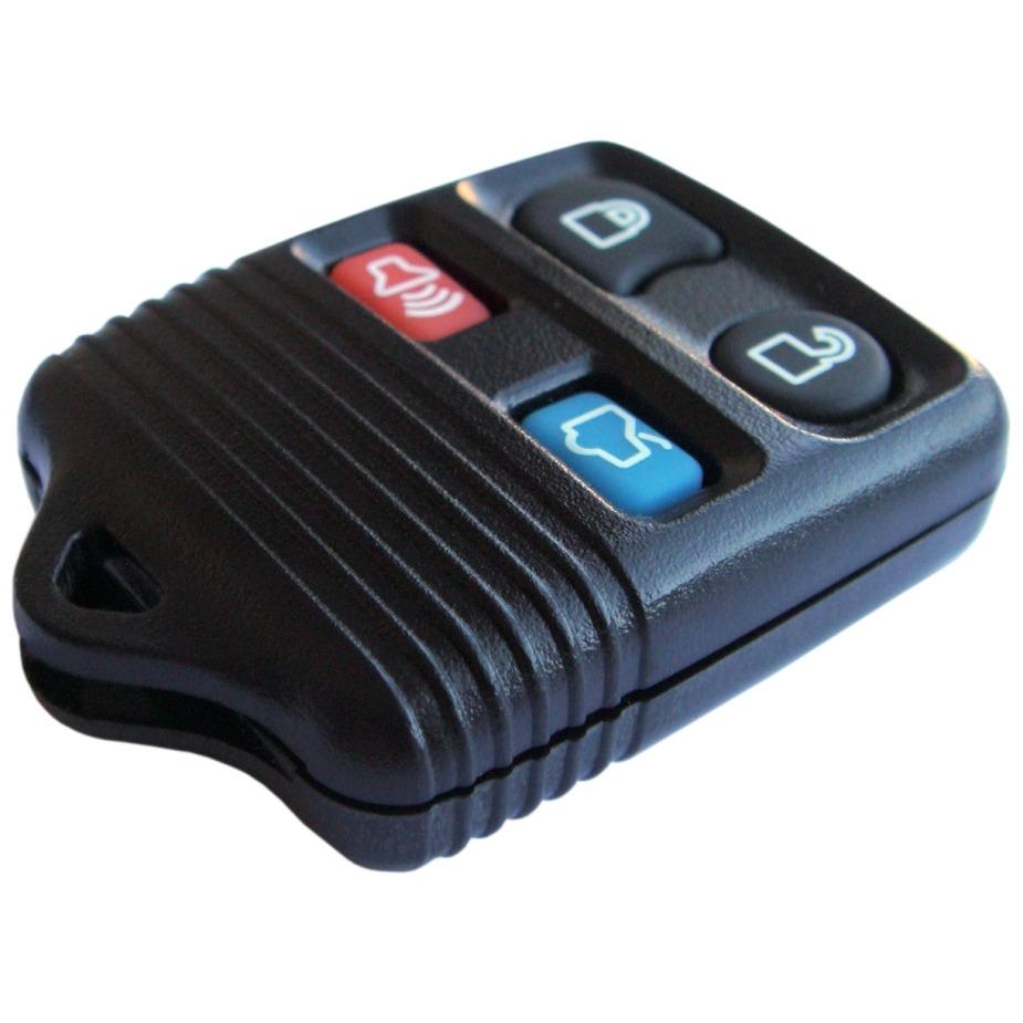 Capa Alarme Telecomando Ford Fiesta Ka 4 botoes