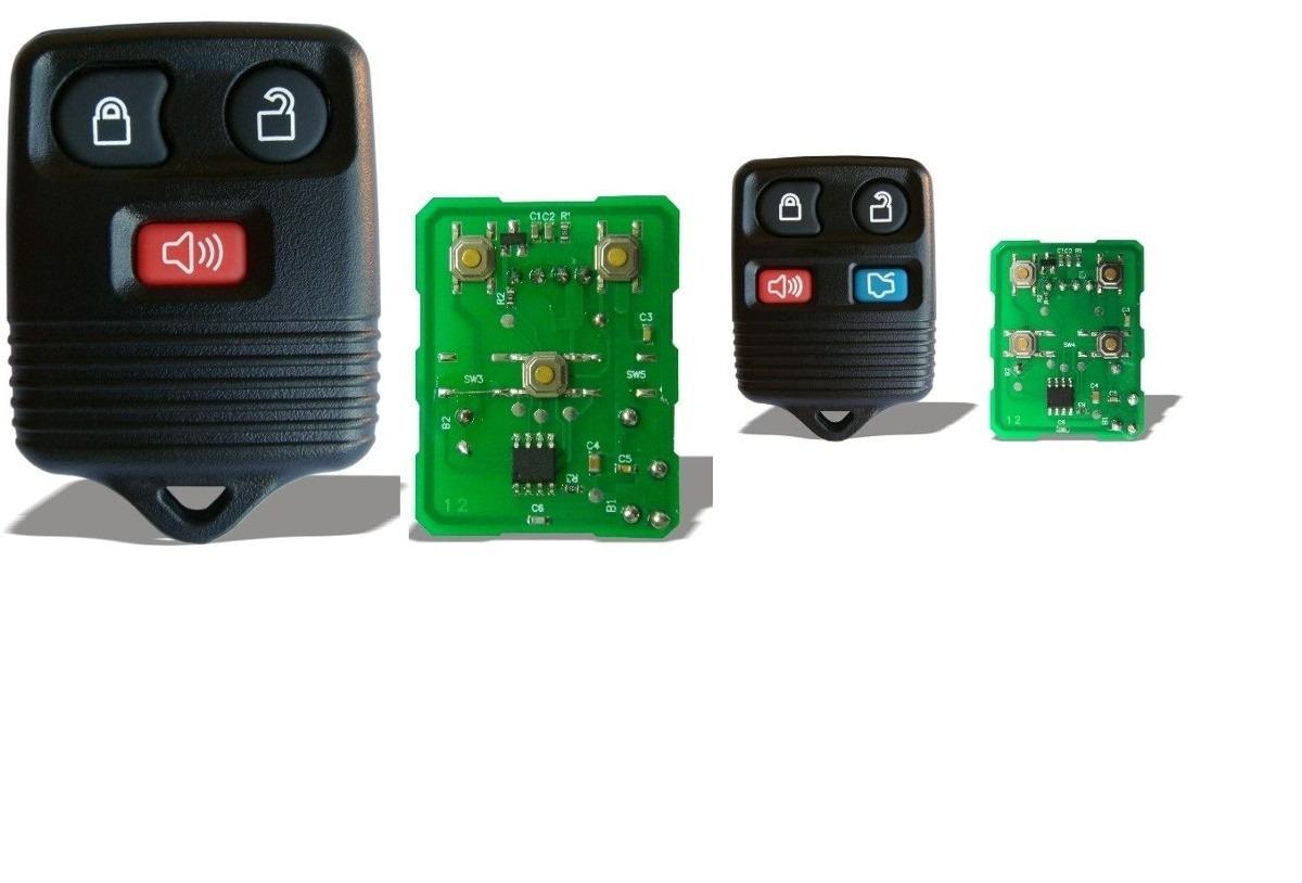 Controle Original Ford Ecosport Ranger 3 Botões