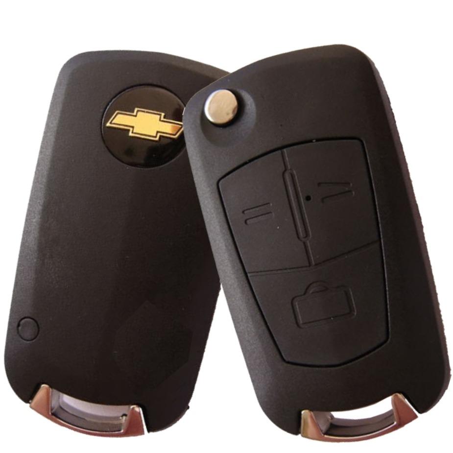 Chave Canivete Gm Astra Vectra Corsa Montana Agile Celta