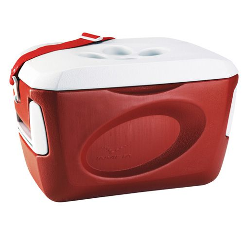 Caixa Térmica 24 Litros - Invicta - Vermelha