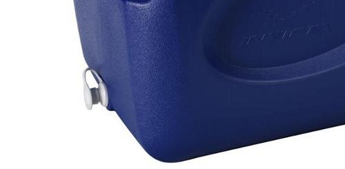 Caixa Térmica Invicta - 45 Litros - Azul
