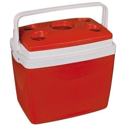 Caixa Térmica Obba Smart 32 Litros - Vermelha