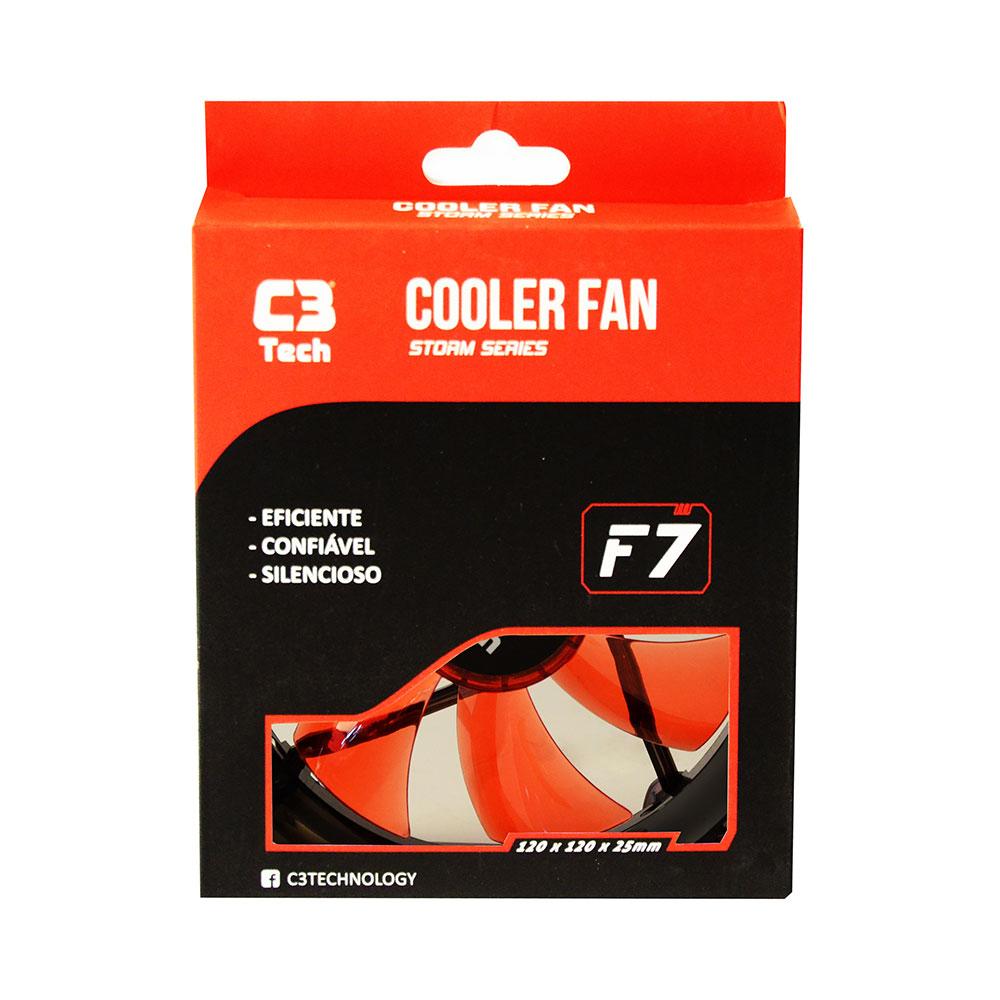 Cooler STORM C3TECH F7-L100RD