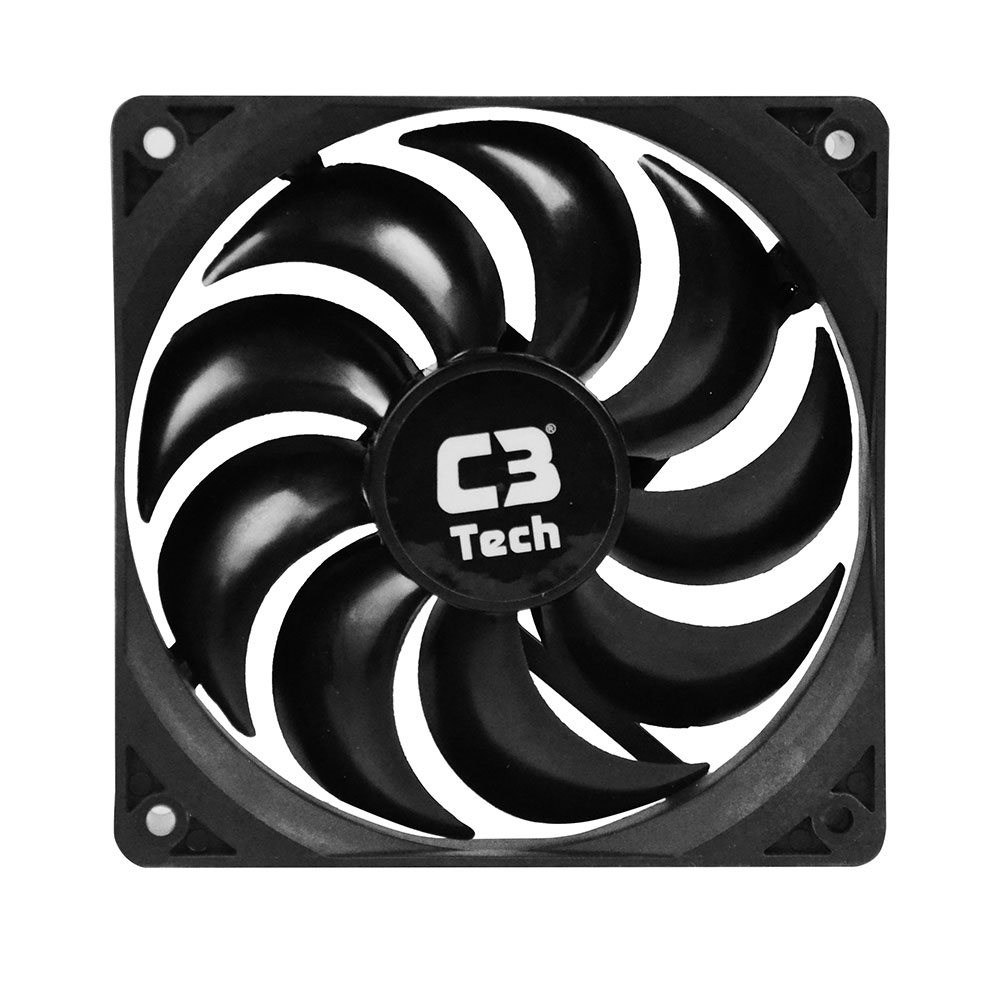 Cooler STORM C3TECH F9-100BK