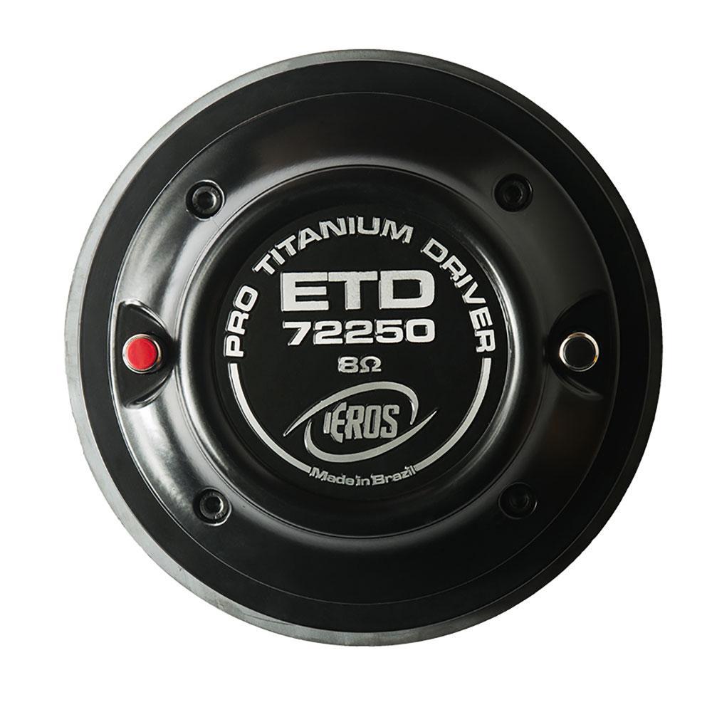 Driver Titanio EROS ETD-72250 8R 125W RMS