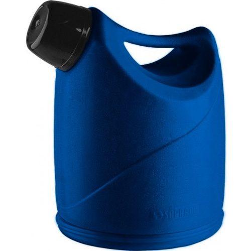 Garrafa - Botijão Térmica Brilhante 5 Litros Azul