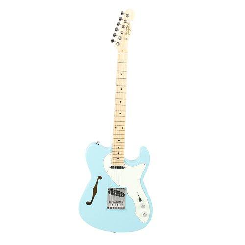 Guitarra Tele Semiacustica T-484 Brasil AZUL Pastel Tagima