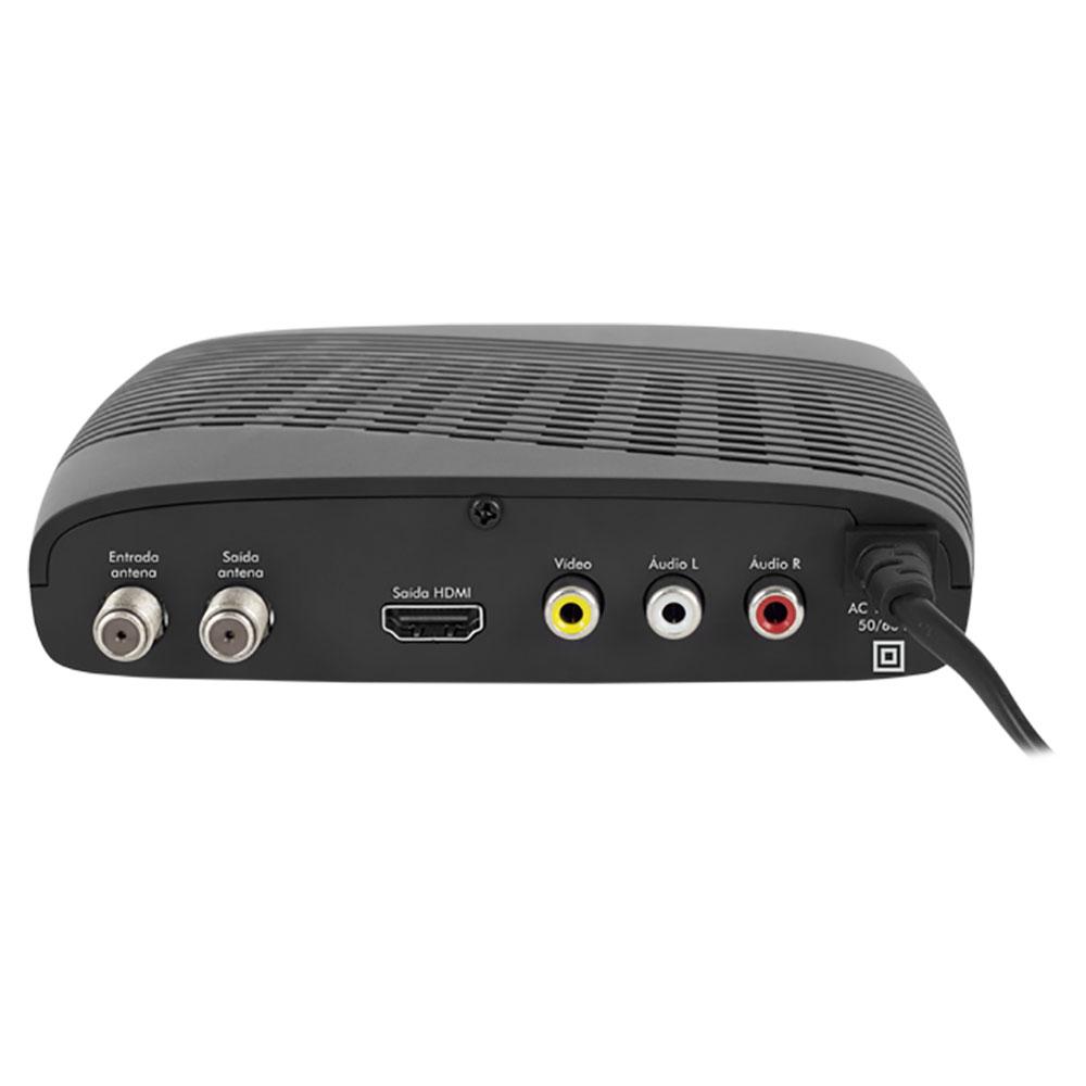 Intelbras Conversor Digital de TV com Gravador CD636