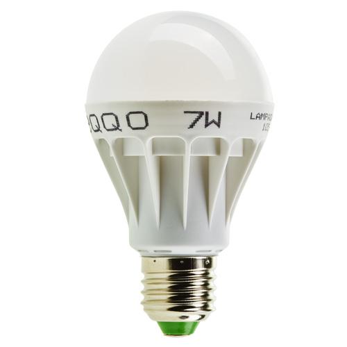 Lampada LED Bulbo EQQO LAL-7W Bivolt Branca